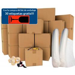 Kit para mudanzas